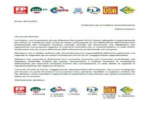 ORDINAMENTO PROFESSIONALE NEL COMPARTO FUNZIONI CENTRALI