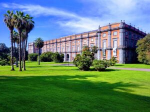 Riunione del 17 Maggio 2021 presso il Museo e Real Bosco di Capodimonte